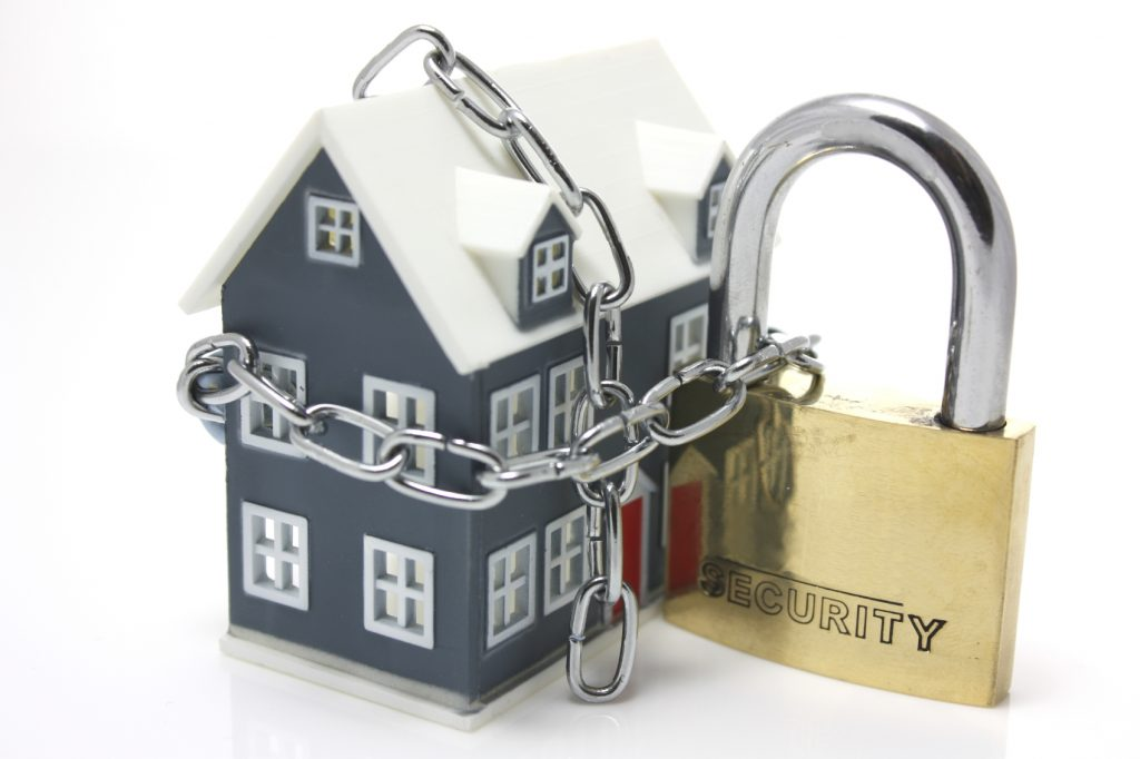 Securing your home as a holiday home